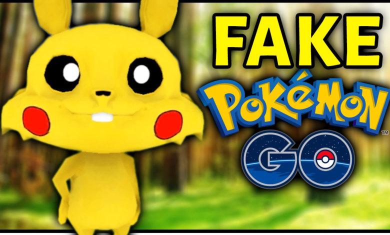 Pokemon Go spoofing hack