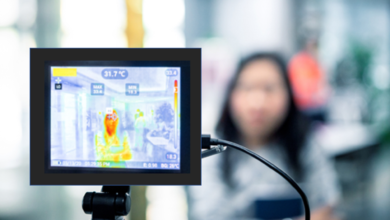 Types of Thermal Vision Devices