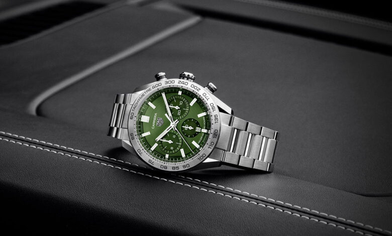 Watch Guide: 7 Worthy TAG Heuer Watches to Collect